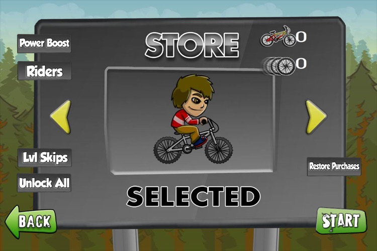 A Tiny BMX Multiplayer Freestyle Race - Extreme Bike Stunt, Dare Devil & Skill Racing Game FREE screenshot-1