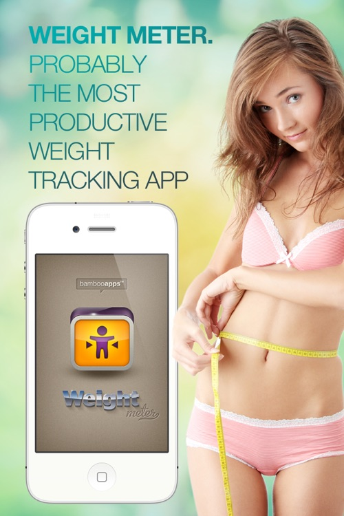 WeightMeter - Track your weight daily
