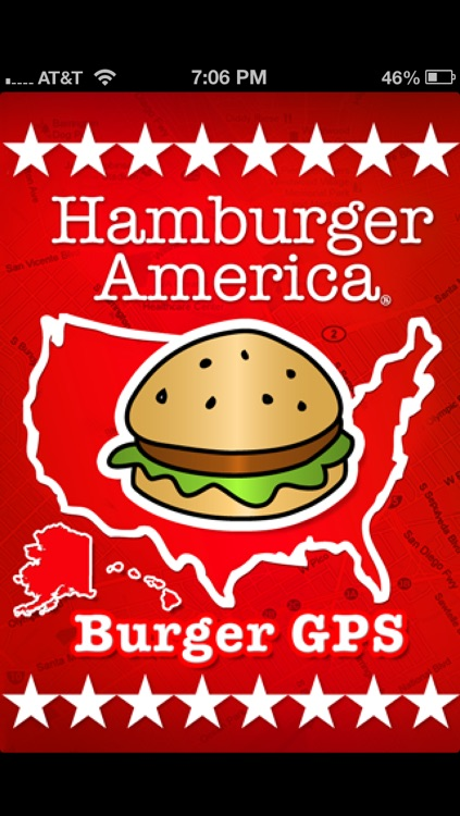 Burger GPS screenshot-0