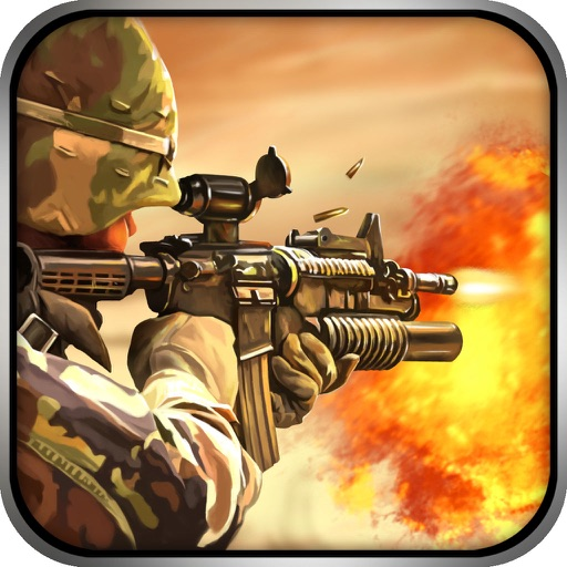 Armed Sniper Commando - Rival Snipers At War Edition