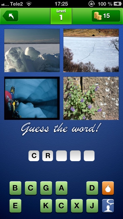 What's The Word - New photo quiz game