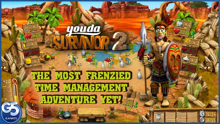 Youda Survivor 2 screenshot-0