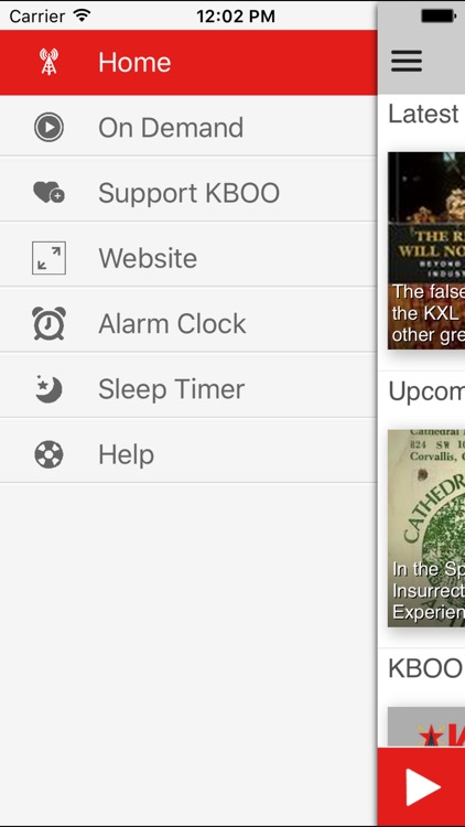 KBOO Community Radio App screenshot-2