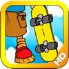 Toon Skate - Castle Run Free