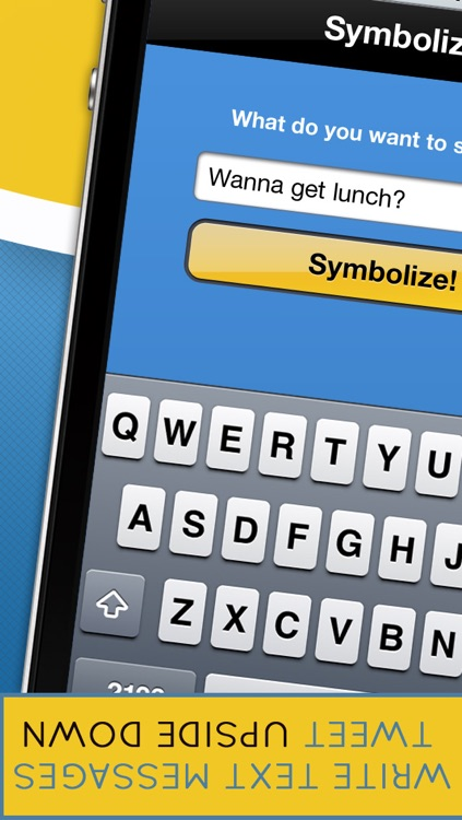 Symbolizer + More Fonts Pro for Instagram Comments and Retweets