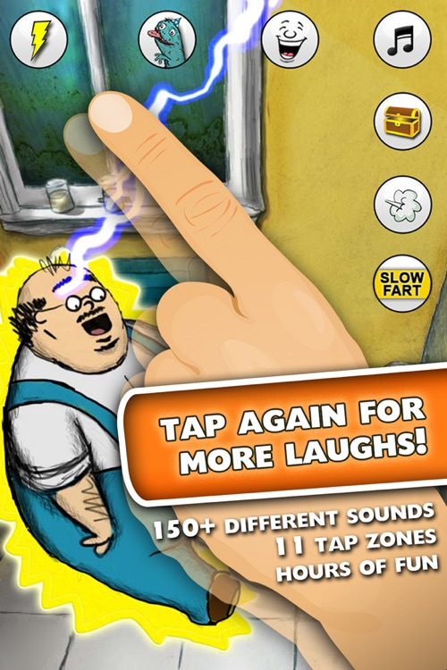 Buster the Nutty Plumber XL - A Funny Talking Friend screenshot-4