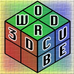 3D Word Cube *Boggle Your Mind*