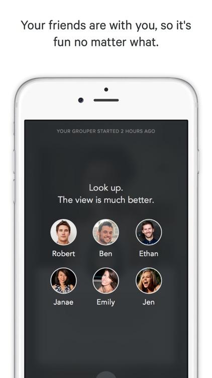 Grouper - Get Together screenshot-4