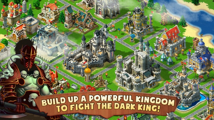 Kingdoms & Lords - Prepare for Strategy and Battle! screenshot-3