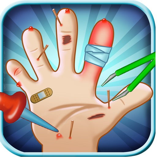 Hand Doctor - Healing Surgery Club (Family & Kids Game)