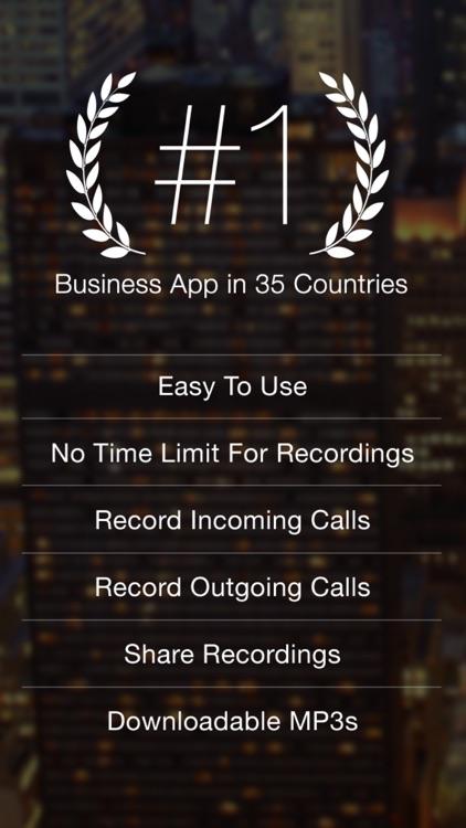 TapeACall Pro: Call Recorder screenshot-4