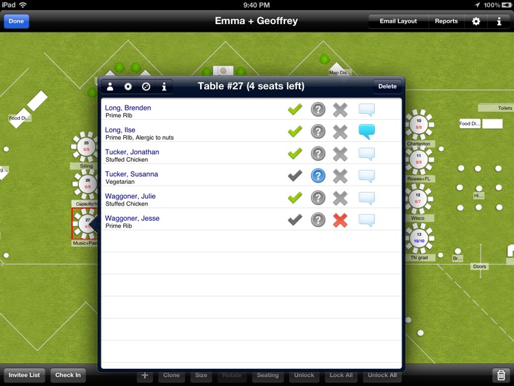 myBanquetLite screenshot-0