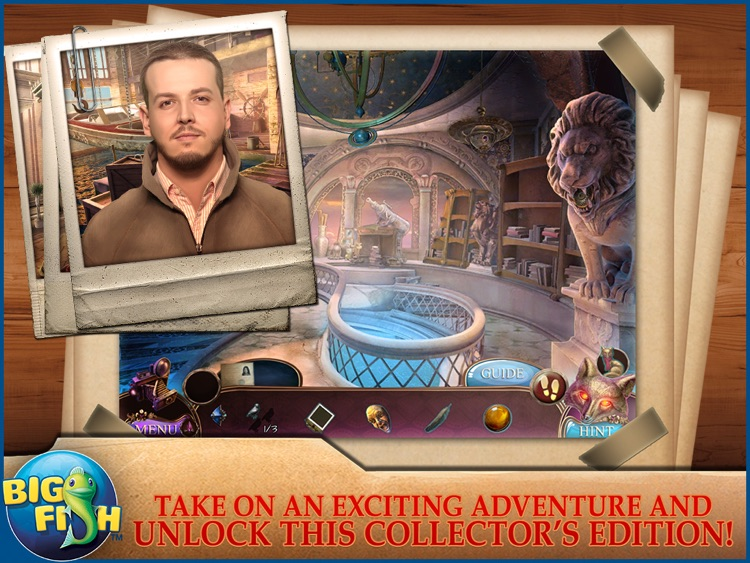 Off the Record: The Italian Affair HD - A Hidden Object Detective Game screenshot-3