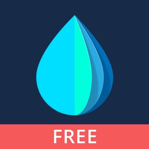 Твоя вода Free. Удобный трекер воды для здоровья + напоминания. Пейте воду, контролируйте водный баланс