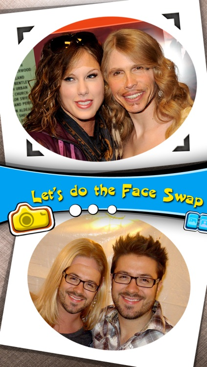 Face Swap and Copy Free – Switch & Fusion Faces in a Photo screenshot-0