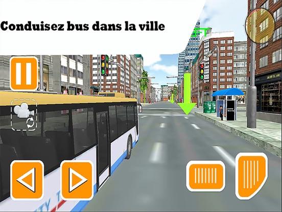 Screenshot #6 pour Ville Bus Driver Sim PV