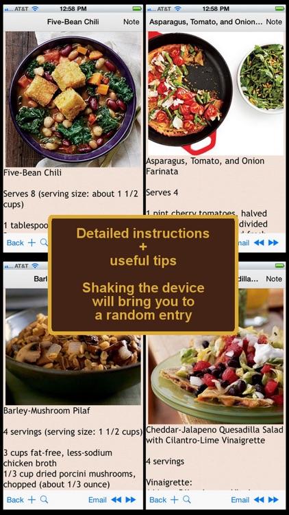 350 Vegetarian Recipes