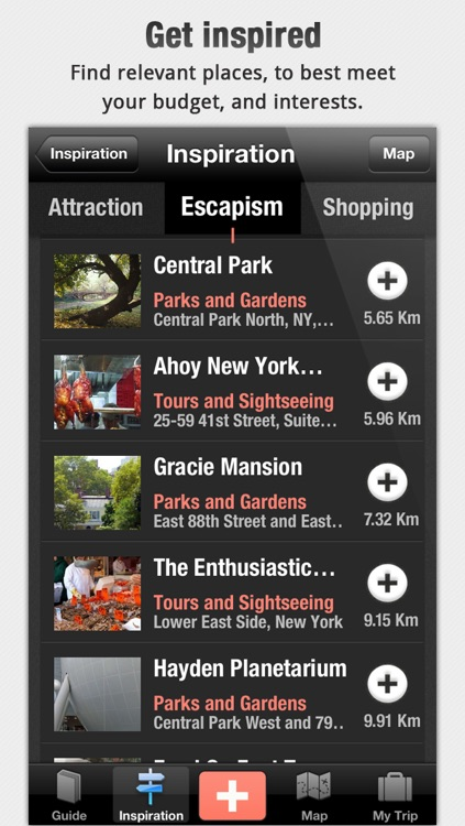 New York Travel Guide with Trip Planner - UrbanTG