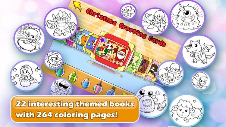 Amazing Coloring Studio screenshot-3