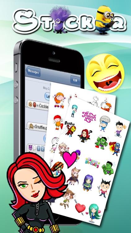 Sticker For iOS7