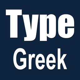 Type Greek