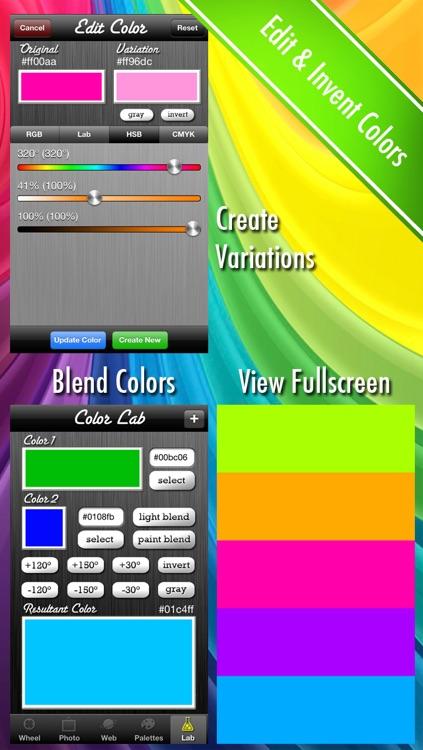 Color Companion - Analyzer & Converter screenshot-3