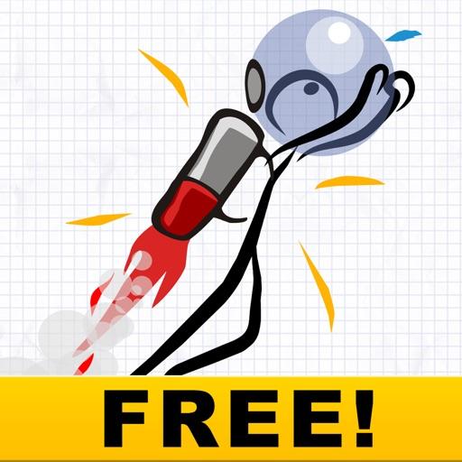 Супер Stickly Перейти бесплатные игры