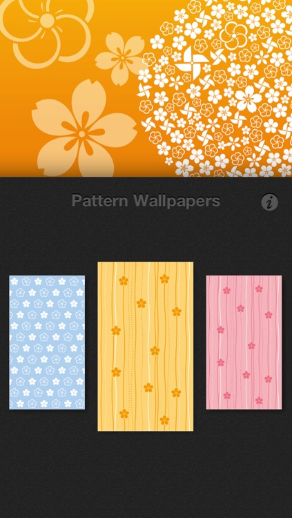 Cute Pattern Wallpapers screenshot-3