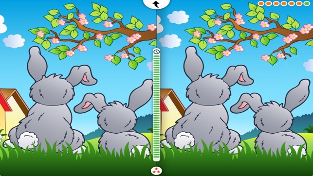 Easter find the difference game for kids toddlers and adults on the easter find the difference game for kids toddlers and adults on the app store thecheapjerseys Images