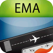East Midlands Airport (EMA) Flight Tracker