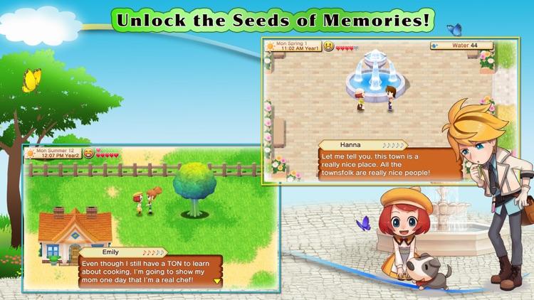 HARVEST MOON: Seeds Of Memories screenshot-3