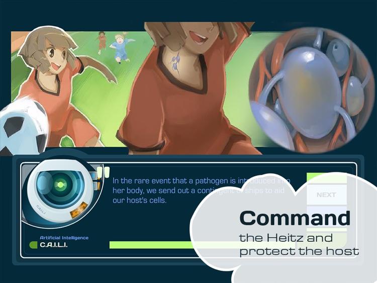 Cell Command EDU screenshot-3