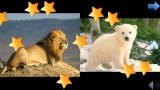 動物園的動物為幼兒和孩子的孩子  免費屏幕截圖5