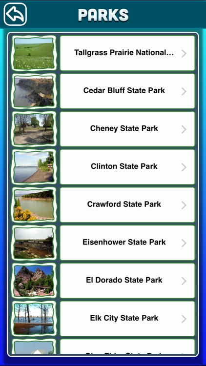 Kansas National & State Parks screenshot-2