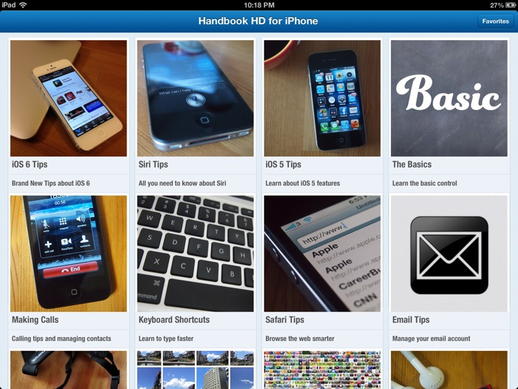 Tips, Secrets & Tricks for iPad - Handbook HD