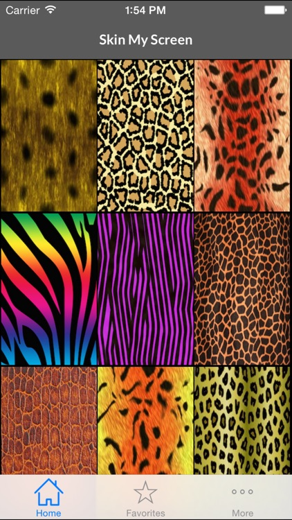 Skin My Screen - Best Animal Print Wallpapers For Your Device screenshot-3