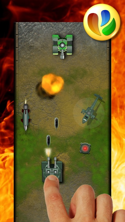 Army of War Tanks - Free Action Battle Game