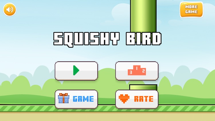 Squishy Bird - Smash Hit the Birds screenshot-1