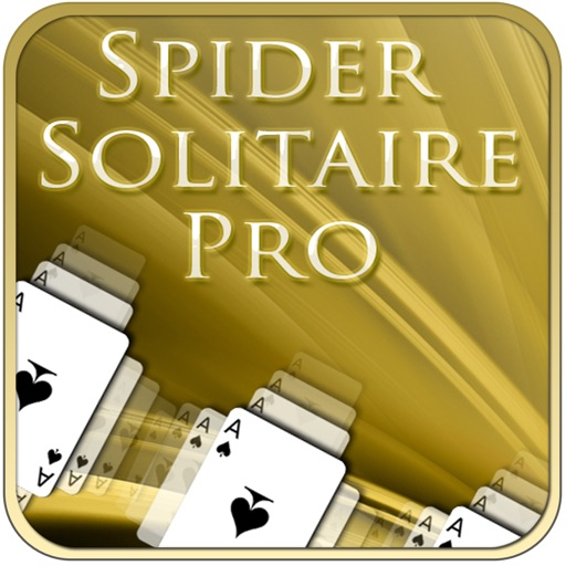 Spider Solitaire Pro for iPad