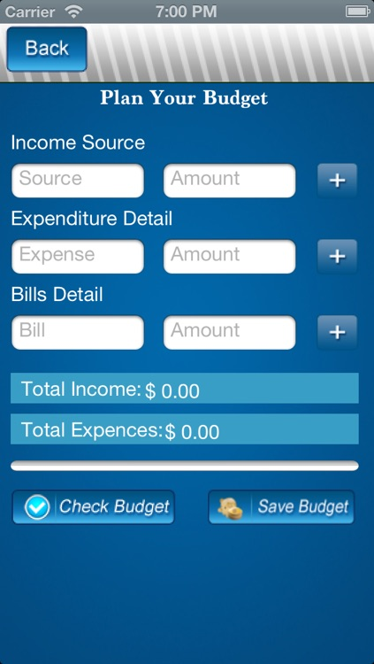 Budget Management screenshot-4