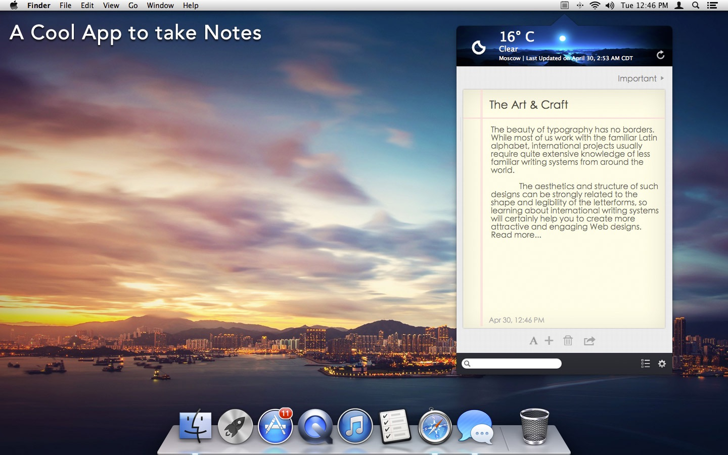 Today on the MacAppStore