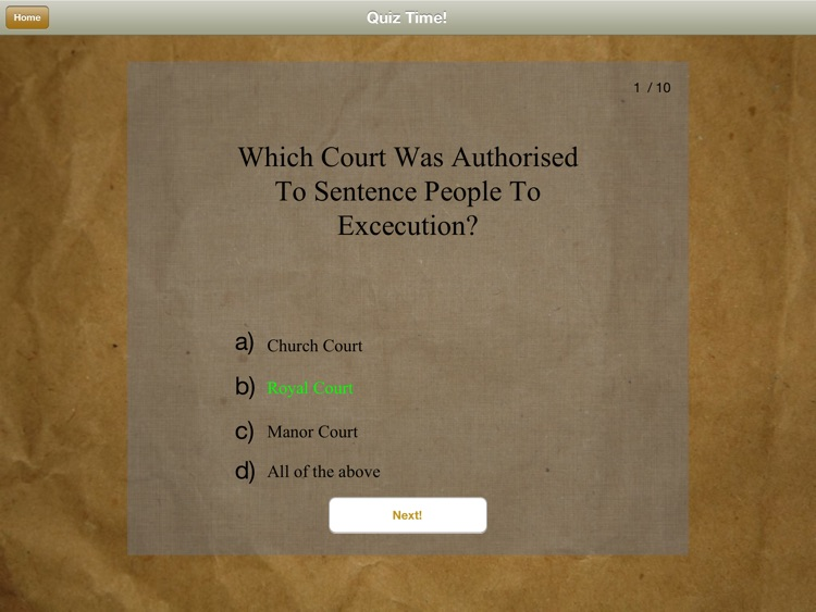 Crime and Punishment in the Middle Ages screenshot-3