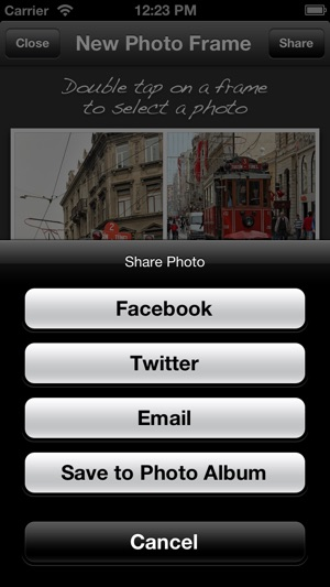 photo frames for facebook on the app store