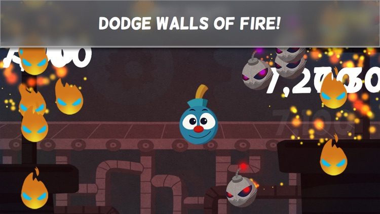 Bomb Dodge - Don't Explode! Hectic Gameplay by Smashing Bombs, Dodging Explosions and Avoiding Fireballs screenshot-4