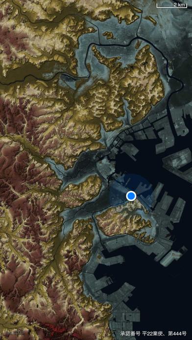 横濱時層地図のおすすめ画像3