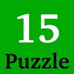 15 Puzzle - with Hint Feature HD Free