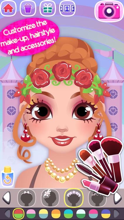 My MakeUp Studio - Doll & Princess Fashion Makeover Game