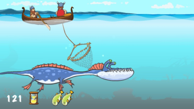 Vikings & Dragons: Fishing Adventure