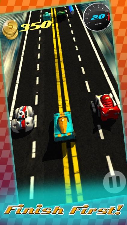 Auto Redux - Mini Smash Racer screenshot-4