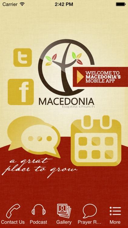 Macedonia Baptist